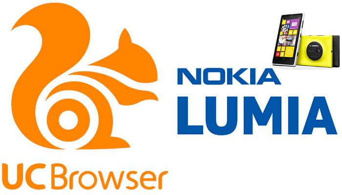 Скачать отличный браузер UC BROWSER для Nokia Lumia