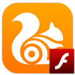 Flash Player в UC Browser