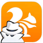 Приватный режим в UC BROWSER